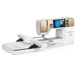 Berninа 770 QE Anniversary Edition + Бродировъчен модул + включен софтуер