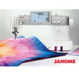 Quilting шевна машина Janome Continental 7 Professional