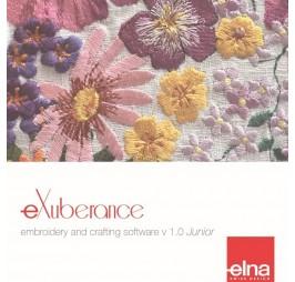 Софтуер за бродировъчни машини Elna eXuberance EX Junior V5.0