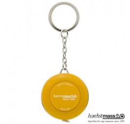 ролетка ключодържател Hoechstmass Picco 150 см. жълто