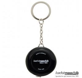 ролетка ключодържател Hoechstmass Picco 150 см. черно