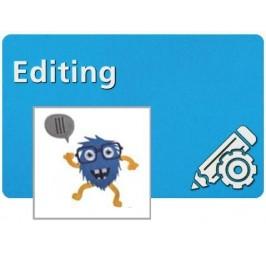 софтуер модул Bernina Toolbox Editing