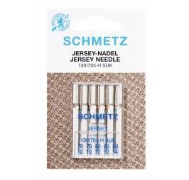 комплект игли за трико и плетиво SCHMETZ 705H JERSEY