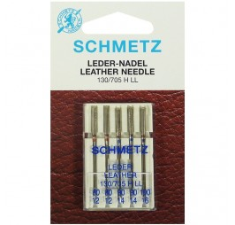 игли за кожа комплект SCHMETZ 705H LEATHER