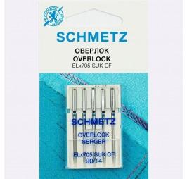 игли от хромова стомана SCHMETZ EL 705 SUK CF №90