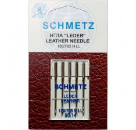 игли за кожа SCHMETZ 705H LEATHER №90