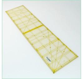 Линеал за пачуърк 60х15 см. Donwei 1560-2