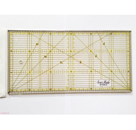 Линеал за пачуърк 30 х10 см. Donwei 1530-2